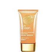 High Quailty Fashion Nature Waterproof Isolation Sunscreen Uv Radiation-Resistant Spf30 Whitening Sunscreen