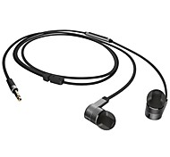 HUAWEI Earphone AM13 Engine2 Earphone Stereo In Ear Mic Earphone (Black/Silver)