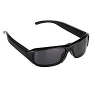 nouvelles lunettes caméra de lunettes de soleil HD1080p lunettes caméscope vidéo lunettes de soleil de l'enregistreur caméra cachée (sans