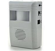 Intelligent Motion Sensor Wireless Doorbell Infrared Welcome Alarm Greeting Warning Doorbell