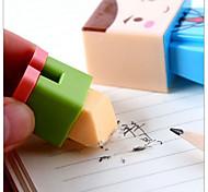 Коррекция Поставки Ручка Ручка Ластики Ручка,Пластик бочка Красный Цвета чернил For Школьные принадлежности Офисные принадлежностиВ