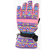 Cycling Gloves / Ski Gloves Winter Gloves Unisex Keep Warm Ski & Snowboard Others Canvas Free Size