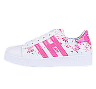 XingBo H02 Casual Shoes Women's Breathable Low-Top Leisure Sports Pink / Blue / Gold