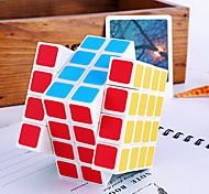 / Cubi 4*4*4 / Smooth Cube Velocità Arcobaleno Plastica Giocattoli