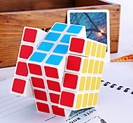 / Smooth Speed Cube 4*4*4 / Magic Cube Rainbow Plastic