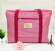 Oxford Cloth Bag Travel Korean Folding Portable Clothes Bag Thickened Tourism