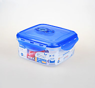 YOOYEE Brand China Factory Waterproof Tableware Cube Storage Box Plastic with Lid