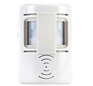 Bidirectional Control Sensor Welcome Doorbell / Electronic Infrared Alarm