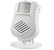 Wireless Doorbell Voice Prompts Supermarket Welcome Infrared Sensor Green Garbage Tips (YD-S1)