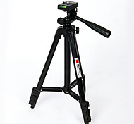 Section Four Black Camera Tripod Bracket Aluminum Photography Digital Cameras SLR Camera Tripod