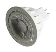 5W GU5.3(MR16) LED Spot Lampen MR16 1 COB 450 lm Warmes Weiß / Kühles Weiß Dekorativ DC 12 V 1 Stück