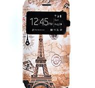 Para Funda iPhone 7 / Funda iPhone 7 Plus / Funda iPhone 6 Soporte de Coche / con Soporte Funda Cuerpo Entero Funda Torre Eiffel Dura