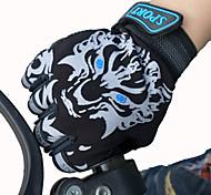 лыжные перчатки Без пальцев Детские Спортивные перчатки Велосипедный спорт/Велоспорт Перчатки для велосипедистов Лыжные перчатки Лето