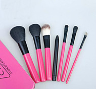 7Pcs Makeup Brush Set High-Grade Wool Beauty Makeup Brush Set