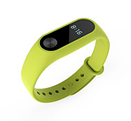 Replacement Wristband Band Strap Silicone Sport Band For Xiaomi Mi Band 2