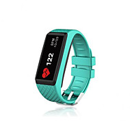 INCHOR Wristfit HR Smart Bracelet / Smart Watch / Activity TrackerWater Resistant/Waterproof / Calories Burned / Pedometers / Exercise