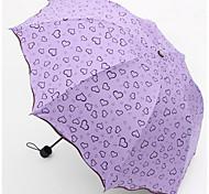 Складные зонты Металл Lady