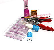 Nail Polish UV Gel  15ML 9 Glitters / Color Changing / UV Color Gel / UV Base Gel / UV Top