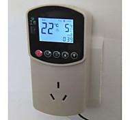 digitale elektronische Temperaturmessgerät (Messbereich: -10 ~ 110 ℃, Plug-in ac - 220V)