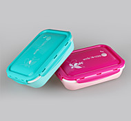 marque yeeyoo cadeau promotionnel 401 microwaveable pp 5 compartiment boîte à lunch de revendeur