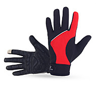 Sports Gloves Cycling Gloves / Touch Gloves Bike Full-finger Gloves Unisex Anti-skidding / Wearproof / Windproof / Ultraviolet Resistant