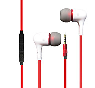 Diomix 200 Earphones with Universal Built-in Microphone Headphones for iPhone 6/6S Plus, iPad, Samsung, Nexus and more