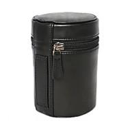 s объектив камеры кейс для всех объективов камеры NIKON канона Pentax сони ... Olympus (черный / коричневый / кофе)