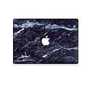 1 pieza Anti-Arañazos De Plástico Transparente Adhesivo Mármol ParaMacBook Pro de 15 '' con Retina / MacBook Pro 15 '' / MacBook Pro de