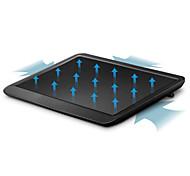 ultrafinos ventiladores de baixo ruído usb representam 14inche laptop