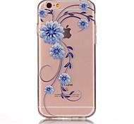 Per Custodia iPhone 6 / Custodia iPhone 6 Plus / Custodia iPhone 5 Ultra sottile / Decorazioni in rilievo / Fantasia/disegno Custodia