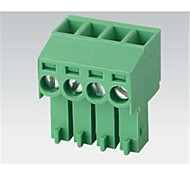Circuit Elements Accessories   2--24PCopper Square Pluggable Terminal Blocks Environmentally Friendly Materials