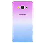 espalda Ultra-Fino Gradiente de Color TPU Suave Gradient Cubierta del caso para Samsung GalaxyOn 7 / On 5 / J7 (2016) / J7 / J5 (2016) /