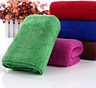 Superfine Fibre Injectivity Coral Fleece Towel Dry Hair Towel