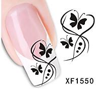 Sticker Nail Art Nail Gioielli per unghie / Adesivi 3D unghie