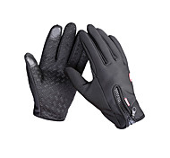 Winter Gloves Unisex Keep Warm Ski & Snowboard Pink / Black / Blue Canvas Free Size-Others