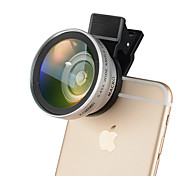 Zomei® 37Mm 0.45X Wide Angle Clip Iphone Lense for Iphone/Android Smartphone Camera