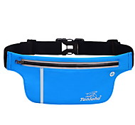 Marsupi / Bag Cell Phone Impermeabile / Asciugatura rapida / Telefono/Iphone Corsa / Jogging Tutti Cellulare Verde Nylon