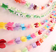 Birthday Party Accessories-1Piece/Set Costume Accessories Tassels Card Paper Classic Theme  Multi Color