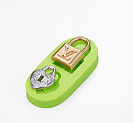 Cake Decorations Lady Brand Handbag Lock Silicone Sugarcraft Mould Chocolate Polymer Clay Candy Making Fondant Tools