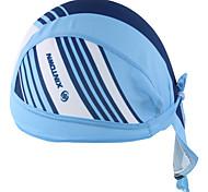Bandana Bike Breathable Limits Bacteria Sweat-wicking Sunscreen Unisex Blue Terylene