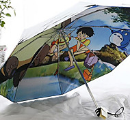 Anna Sue Cartoon Chinchilla% Off Mini Sunny Umbrella Umbrella Sun Umbrella Umbrellas Phone Ms. Uv