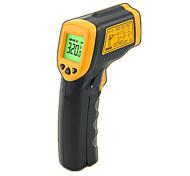 termómetro de infrarrojos (rango de medición: -32 ~ 320 ℃)