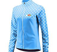 Sports Cycling Tops Women's Bike Breathable / Ultra Light Fabric Long Sleeve LYCRA® / Terylene / CoolmaxFashion