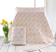 Absorbent Pure Cotton Gauze Baby Bath Towel for Newborn Baby Children