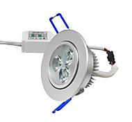 Downlight de LED 270-300lm lm Branco Quente / Branco Frio COB Regulável AC 85-265 V 1 Pças.