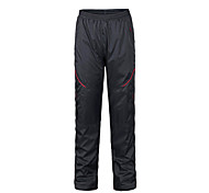 Sports Bike/Cycling Pants Unisex Waterproof / Breathable / Comfortable / Thermal / Warm Nylon Classic Black