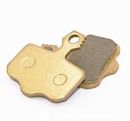 Frenos de bicicletas y piezas(Dorado,cobre / sintético / acero) -Bremsbelag