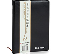 Comix Black Surface Of The High-Level Business Notebook A5 Notepad