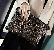 Sequins Beads Hand Bag Cosmetic Bag Dinner Envelope Bao Xiaobao Mobile Phone