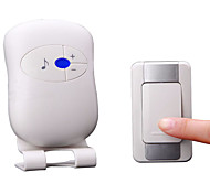 Wireless Doorbell Waterproof DC 100 meters remote control Door Bell Range for Home Office 36 ringtones
